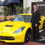 第7世代コルベットを来春より発売開始|Chevrolet