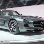 最終系SLS AMGは、350台の限定|Mercedes-Benz