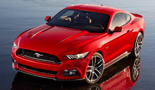 誕生50周年を記念する第6世代マスタングが登場|Ford
