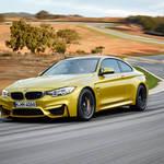 M3 セダン、M4 クーペ発表|BMW