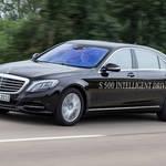 出し惜しみなく安全技術を実装した「S クラス」|Mercedes-Benz