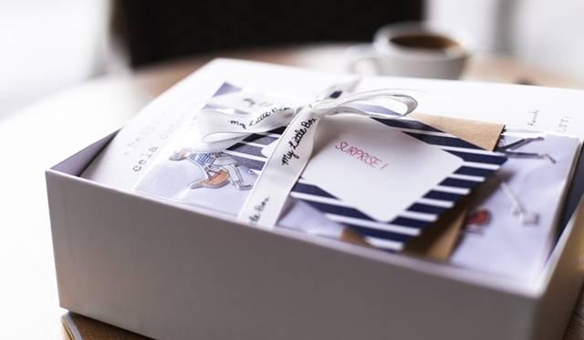 MY LITTLE BOX|サプライズ ギフトサービスを開始