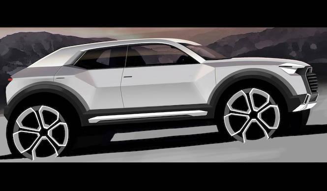 もっとも小さいSUV「Q1」いよいよプロダクションへ|Audi