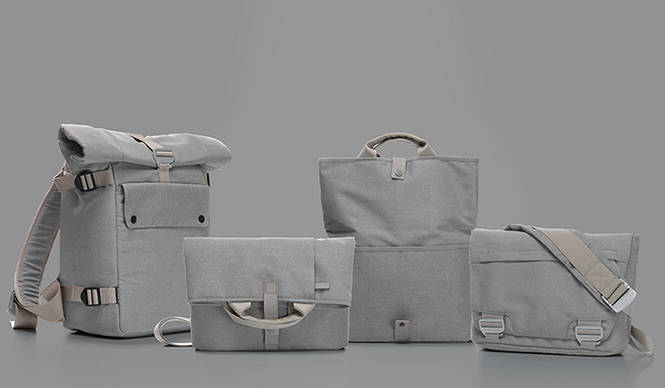 Bluelounge|防水性能と手触りの良い機能素材のバッグに新色登場