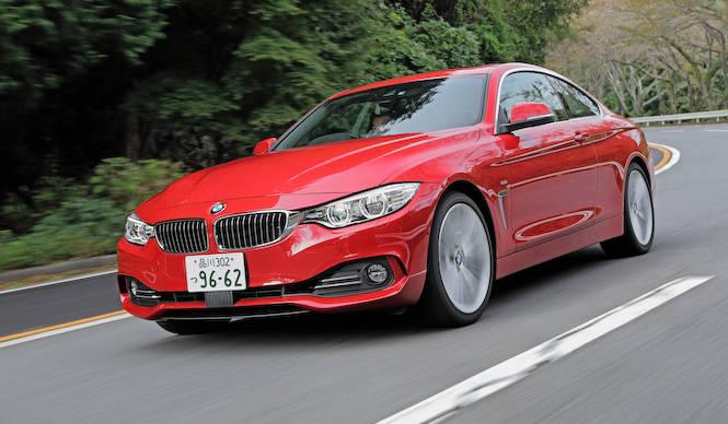 日本に上陸した「4シリーズ クーペ」に試乗|BMW