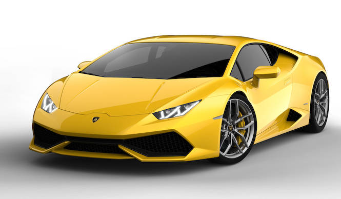 ガヤルド後継、その名は「ウラカン」 Lamborghini