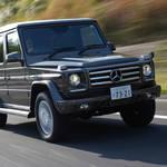 23年ぶりに導入されたGクラスのディーゼルをためす|Mercedes-Benz