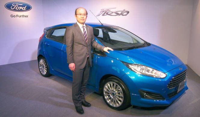 グローバルモデルの切り札「フィエスタ」を国内導入|Ford