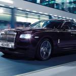 ダイナミズムを高めた「ゴースト」を期間限定受注|Rolls-Royce