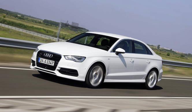 アウディ、A3セダンとS3セダンを発売開始|Audi