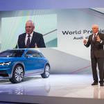 次期TTのデザインを予告するコンセプトカー|Audi