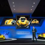 シボレー コルベットZ06とC7.Rを同時発表|Chevrolet