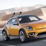 アクティブなザ・ビートルの コンセプトカー|Volkswagen