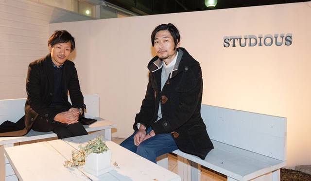 STUDIOUS|ステュディオス谷 正人×ファクトタム有働幸司対談(2)