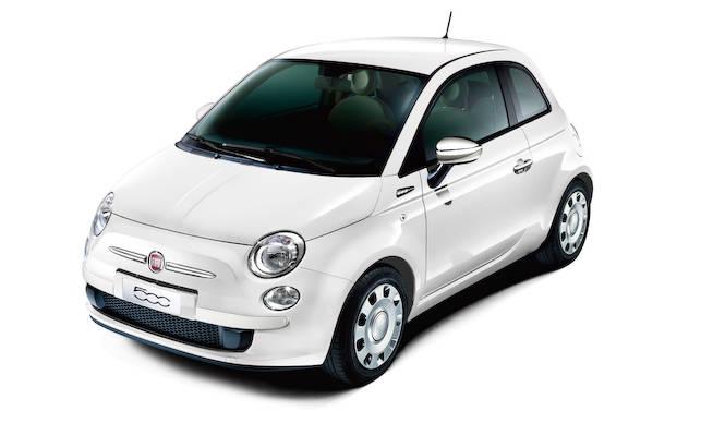 200万円を切ったフィアット500の限定車 Fiat