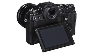 FUJIFILM|世界最短タイムラグミラーレス一眼カメラ「X-T1」発表