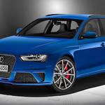 アウディRSシリーズ20周年を記念するRS4アバント|Audi