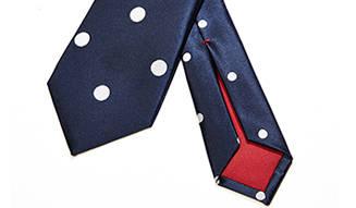 FAIRFAX|「小剣見せ」スタイルを提案する新作ネクタイを発表