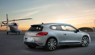 フォルクスワーゲン シロッコがフェイスリフト|Volkswagen