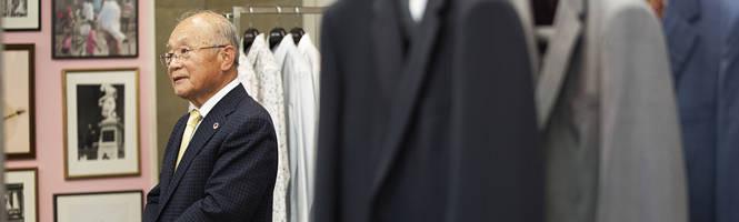 Paul Smith LONDON|英国の伝統とモダニズムが融合するスーツ