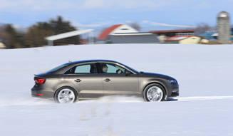 アウディ本気の「A3セダン」に試乗|Audi