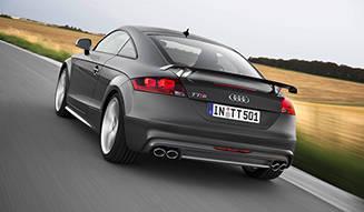「TT」と「Q3」一挙5車種の限定車を同時発売 Audi