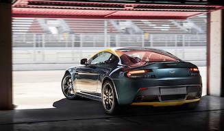 ヴァンティージとDB9にスペシャルモデル|Aston Martin