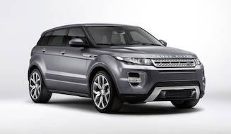 レンジローバー イヴォークに最上級モデルを追加 Range Rover