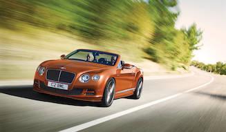 コンチネンタルとフライングスパーがアップデート|Bentley
