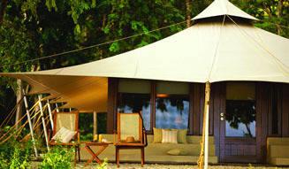 Amanresorts|モヨ島の極楽リゾート「アマンワナ(Amanwana)」