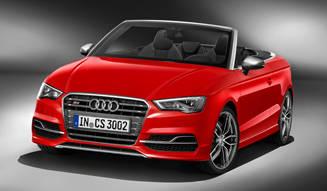 アウディのホットなオープンモデル、S3 カブリオレがデビュー Audi