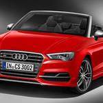 アウディのホットなオープンモデル、S3 カブリオレがデビュー|Audi