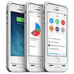 mophie 世界初 iPhone 5s/5の容量を最大32GB拡張できるケース