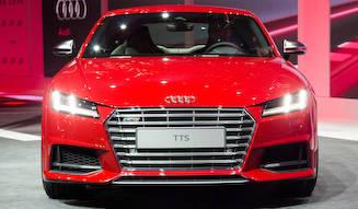 第3世代となるアウディ新型TTが登場|Audi