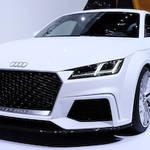 420psの2リッターエンジンを搭載したアウディTT|Audi