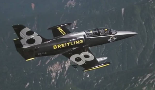 BREITLING|空から勇気と希望を届けたブライトリング・ジェットチーム