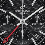 BREITLING|クラシックなフェイスにさりげなくGMT機能を搭載