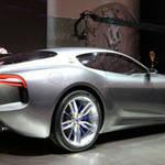 2ドアクーペコンセプト、マセラティ アルフィエーリを披露|Maserati