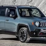 ジープ初のスモールモデル、「レネゲード」が登場|Jeep