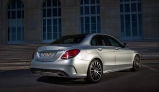海外初試乗、メルセデス・ベンツ新型「Cクラス」 Mercedes-Benz