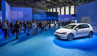 ゴルフのEVモデルがいよいよ発売|Volkswagen
