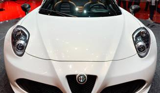 アルファ ロメオ 4C スパイダー、ジュネーブに現る|Alfa Romeo