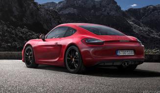 最速のボクスター&ケイマンが登場|Porsche