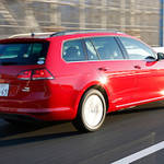ゴルフ ヴァリアントに国内で試乗|Volkswagen