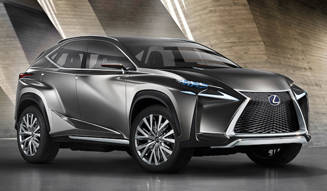 新型スモールSUV「LEXUS NX」を北京でワールドプレミア|Lexus