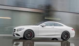 「Sクラス クーペ」の頂点が登場 Mercedes-Benz