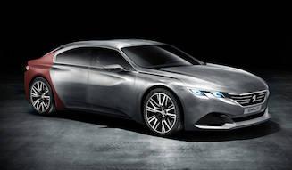 プジョー、イグザルトの全貌を披露|Peugeot