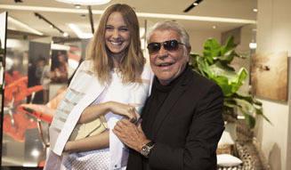 2014 ミラノサローネ 最新リポート Roberto Cavalli