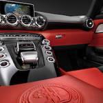 メルセデス AMG GT、そのインテリアを公開|Mercedes-Benz