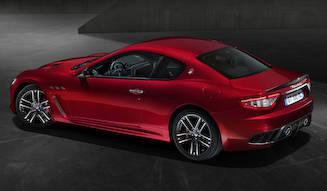 100周年記念のマセラティ グラントゥーリズモ|Maserati